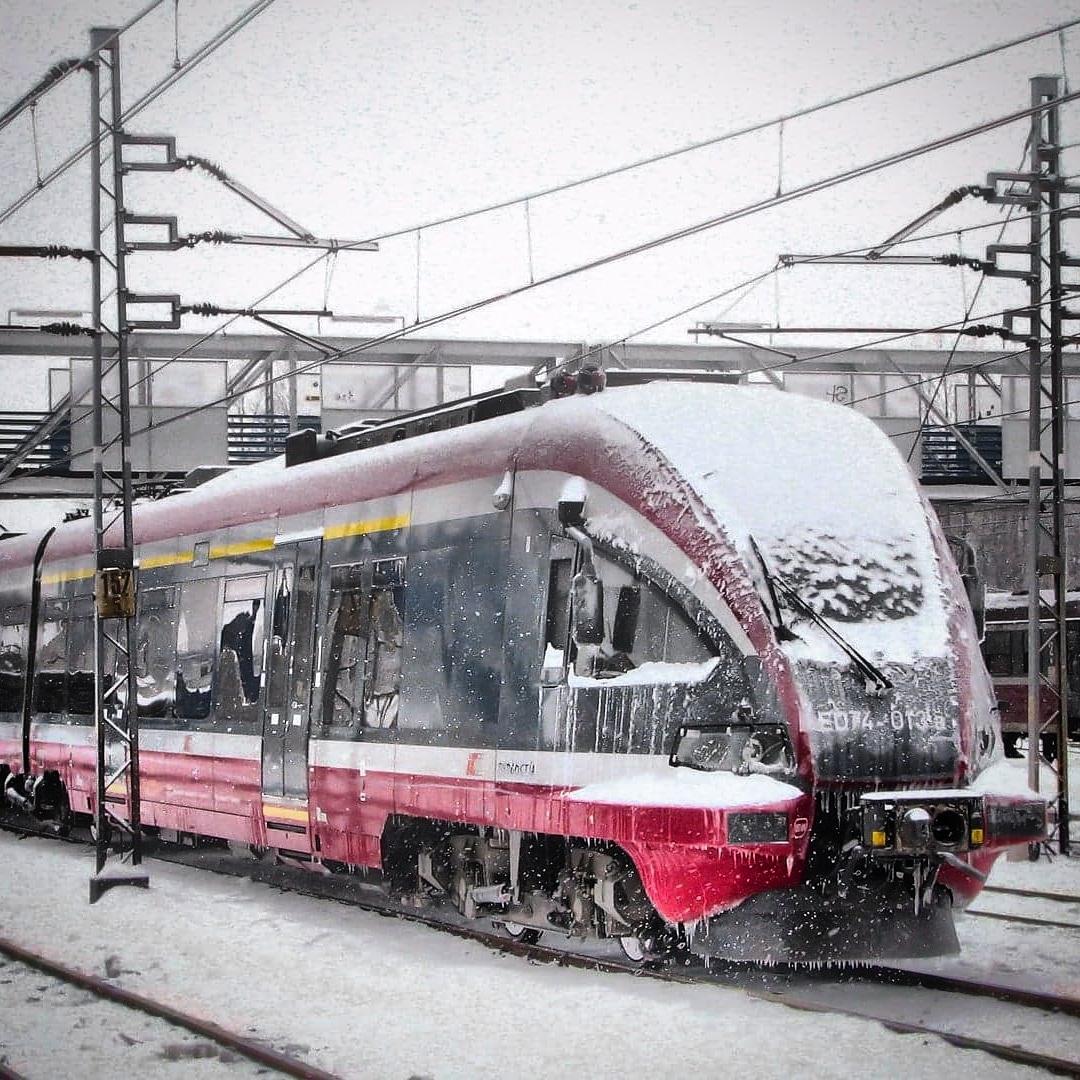 #88: Problemy polskiej kolei z zimą