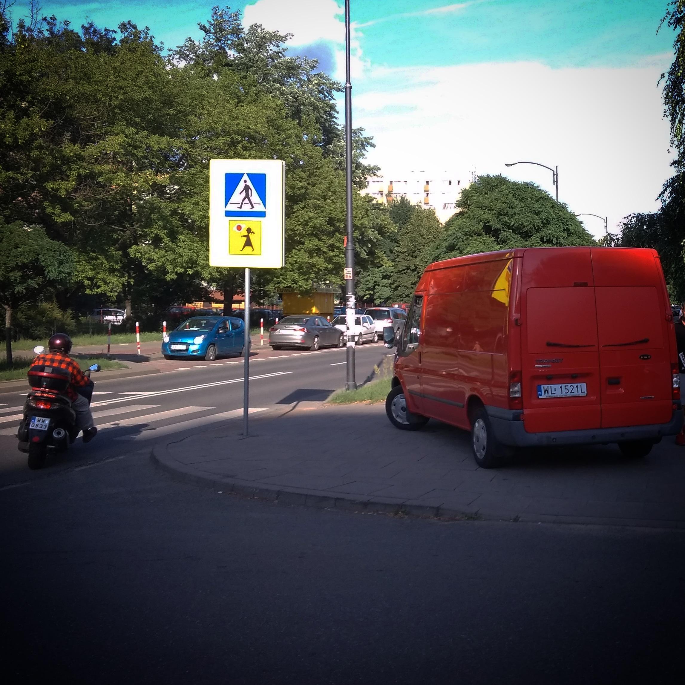 #92: Stop Cham Warszawa