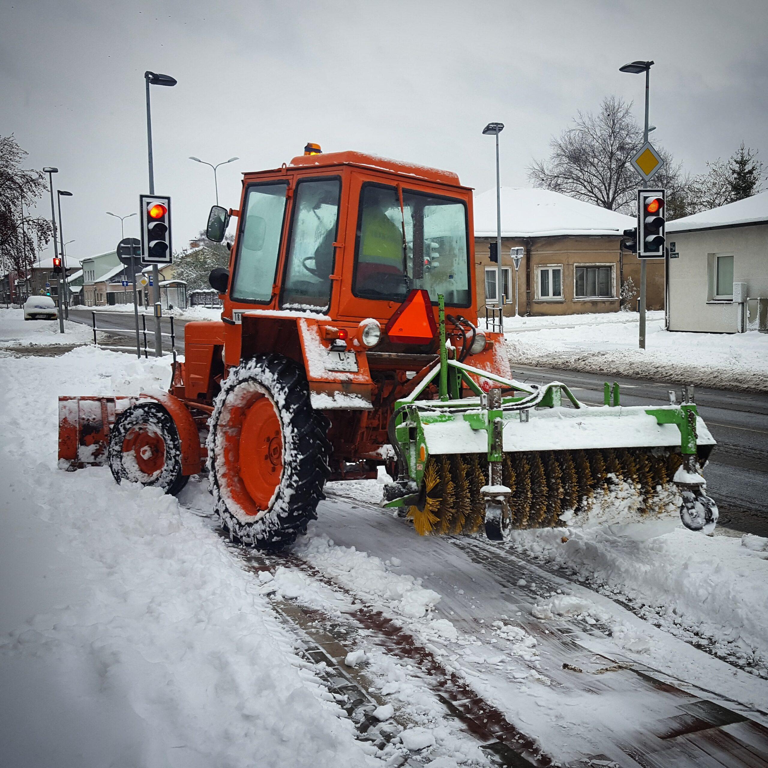 #91: Zimowe utrzymanie dróg